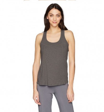 P.J. Salvage tank top Reviting Basics Charcoal