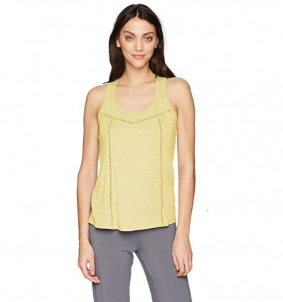 P.J. Salvage tank top Reviting Basics Pale Yellow