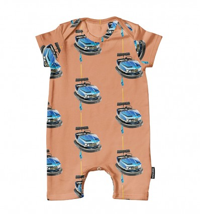 SNURK playsuit Bumper Cars Baby's