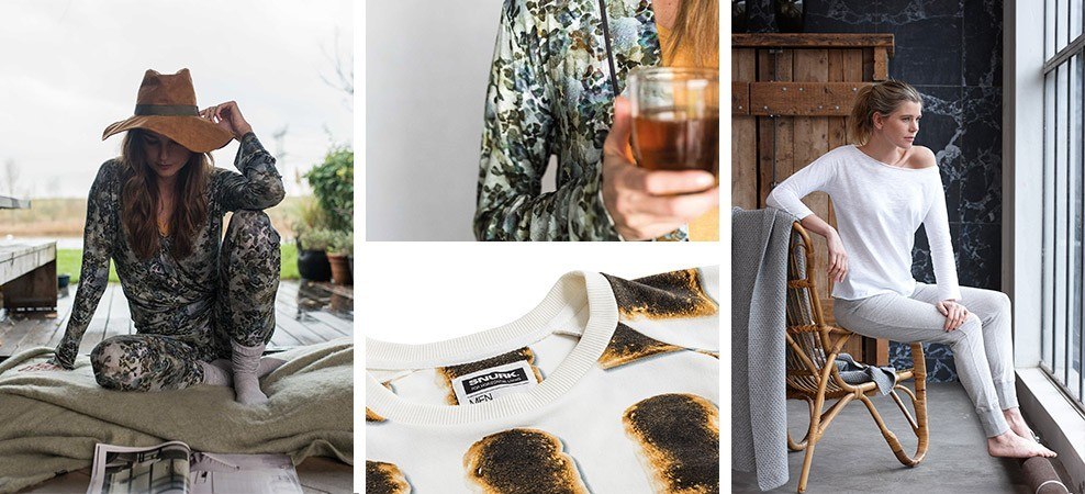 Homewear, Sleepwear & Fashion
